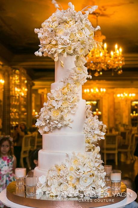 лучшие свадебные торты фото