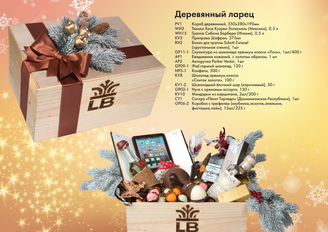 Оригинальные подарки партнерам с новым годом